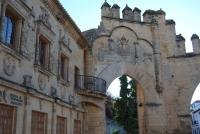 Imagen de Baeza, una de las ciudades Patrimonio de la Humanidad.