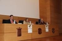 Eulalio Fernández, Rosario Mérida y Bernd Dietz.