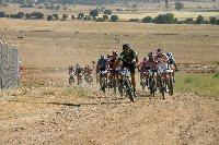 La  prueba de Bicicleta de Montaña cierra las competiciones universitarias de la  XXIV edición del Trofeo Rector.