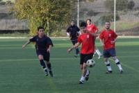 El fútbol se disputó en dos modalidades