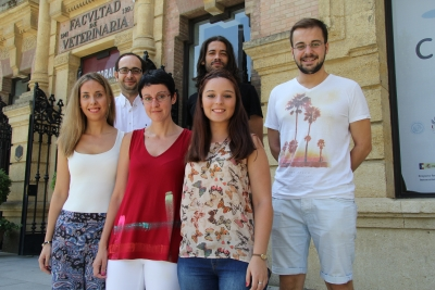 Recepción a los lectores de español en el Shandong Foreign Languages Vocational College