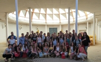 Participantes en el Journal of Cordoba Veterinary Students