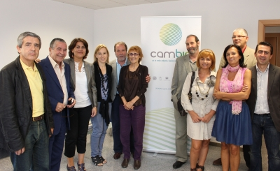 El Foro de los Consejos Sociales de las Universidades andaluzas da su apoyo al Cei CamBio