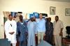 Integrantes del Grupo de Cooperación de las TICs de la UCO analizan su colaboración con Níger