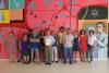 Integrantes del área de Ingeniería Química con su certificación del Programa Trébol