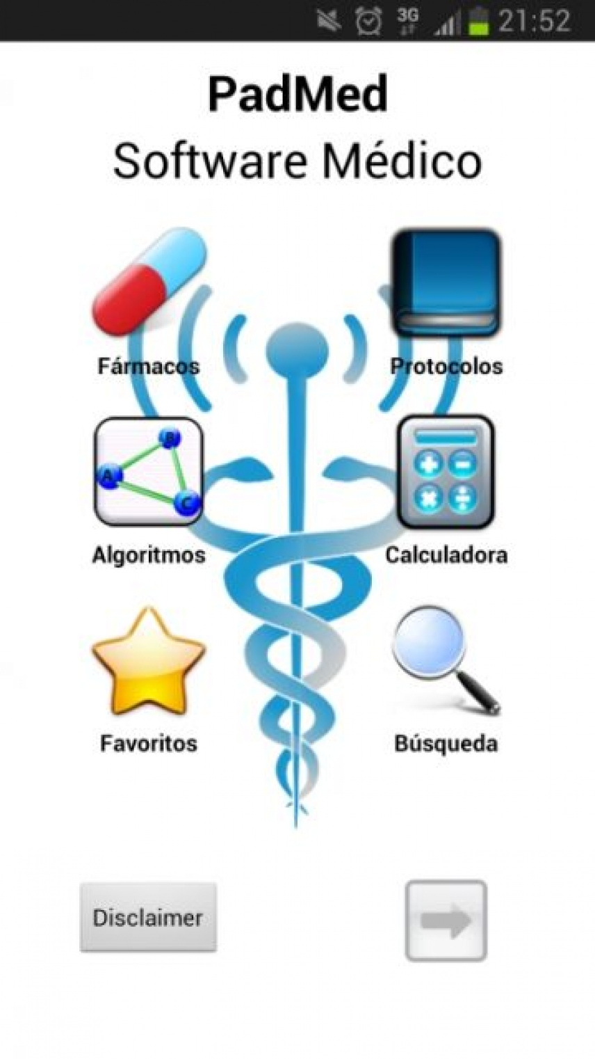 IMIBIC Researchers create PadMed, a mobile application to facilitate daily medical practice