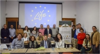 Integrantes del proyecto LIFE RESILIENCE