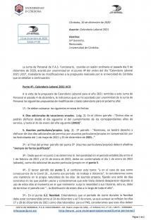 Acuerdo Calendario JPAS 09-12-2020