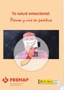 """Manual sobre """"Tu salud emocional: piensa y vive en positivo"""" en formato interactivo."""