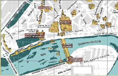 Mapa Callejero De Cordoba.Escala O Factor De Escala