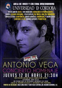 Antonio Vega (Concierto Homenaje)