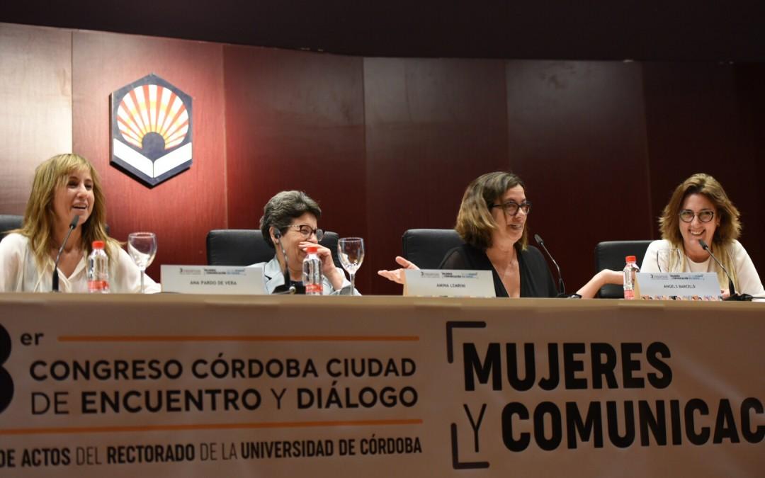 Tres directoras denuncian el control masculino de los medios de comunicación