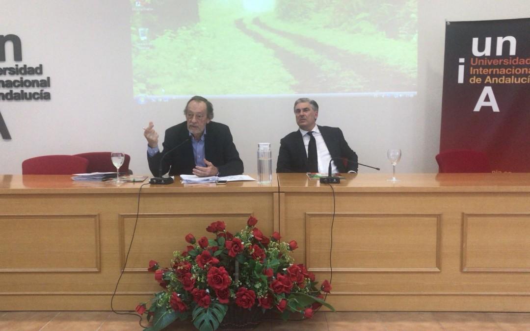 Los conflictos internacionales, a debate en La Rábida