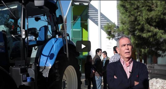 Innovación y Tecnologías avanzadas en la mecanización del olivar andaluz