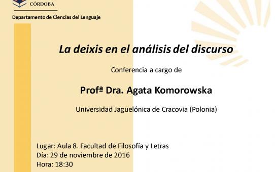 conferencia-agata-komorowska-2016-la-deixis-en-el-analisis-del-discurso