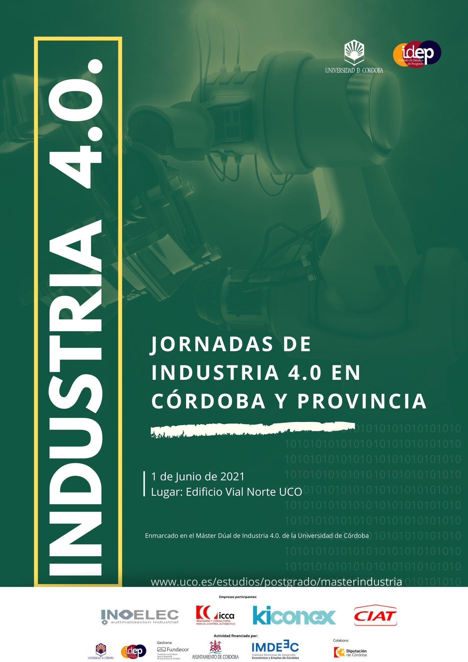 Jornada gratuita: Industria 4.0. en Córdoba y Provincia