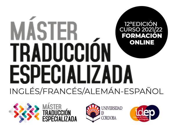 Master en traducción especializada UCO