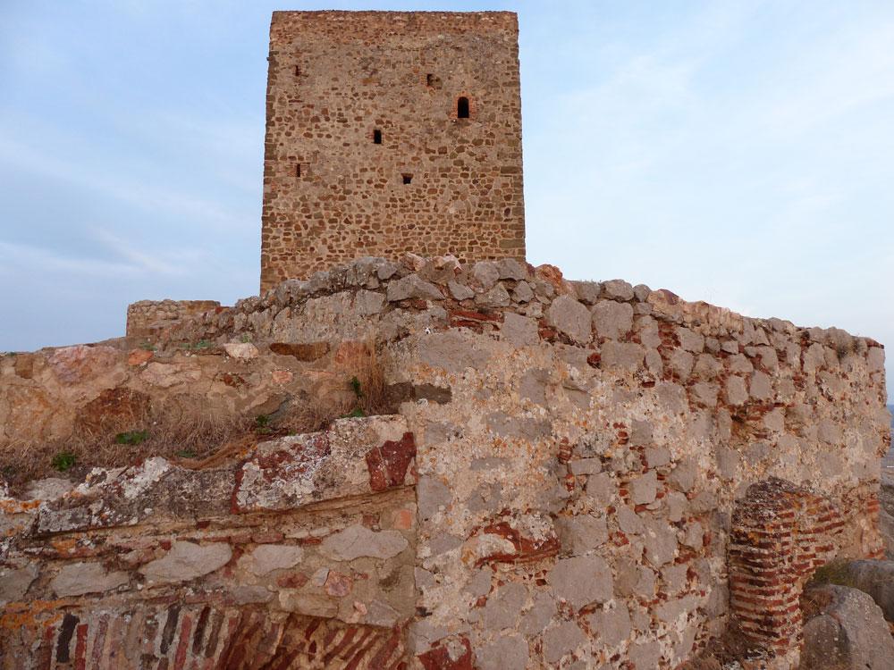 Castillo de Belmez Algibe y Torre. ©Antonio Monterroso Checa