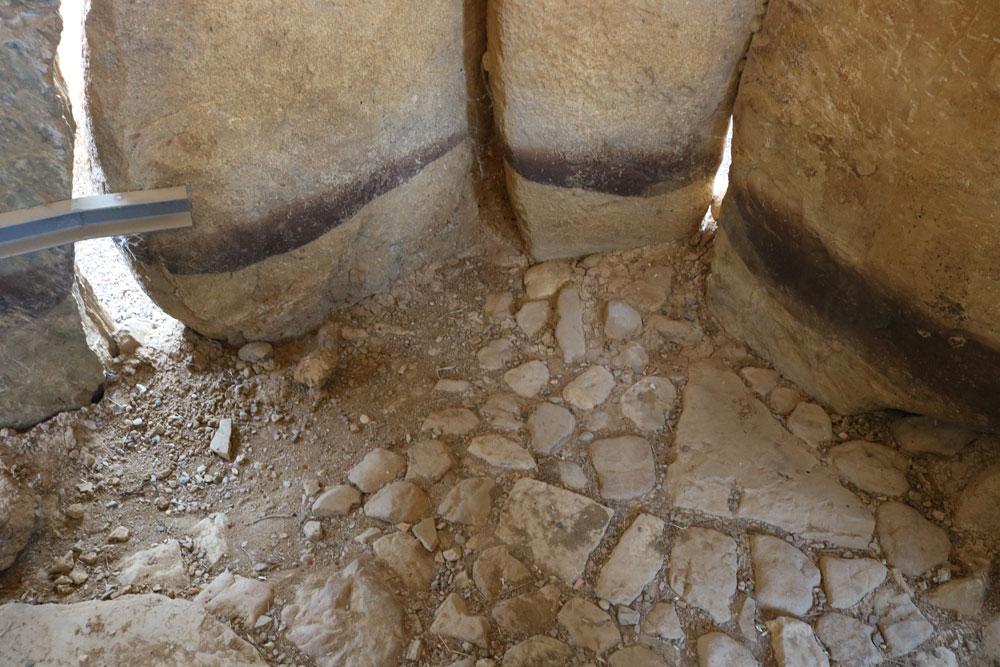 Vista del dolmen de la Casa del Don Pedro_4 ©Araceli Cristo Ropero