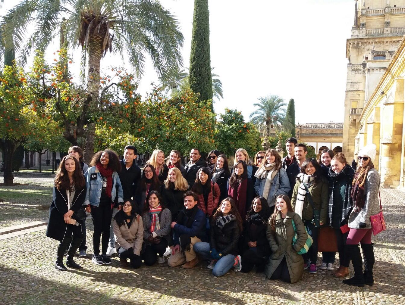 Year spanish language and culture course