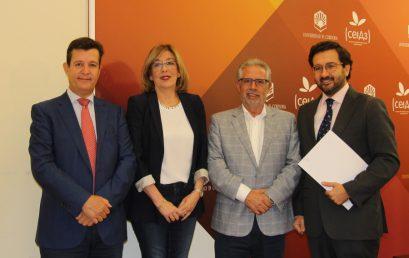 UCOidiomas y la Fundación para la Investigación Biomédica de Córdoba (FIBICO) firman un convenio de colaboración