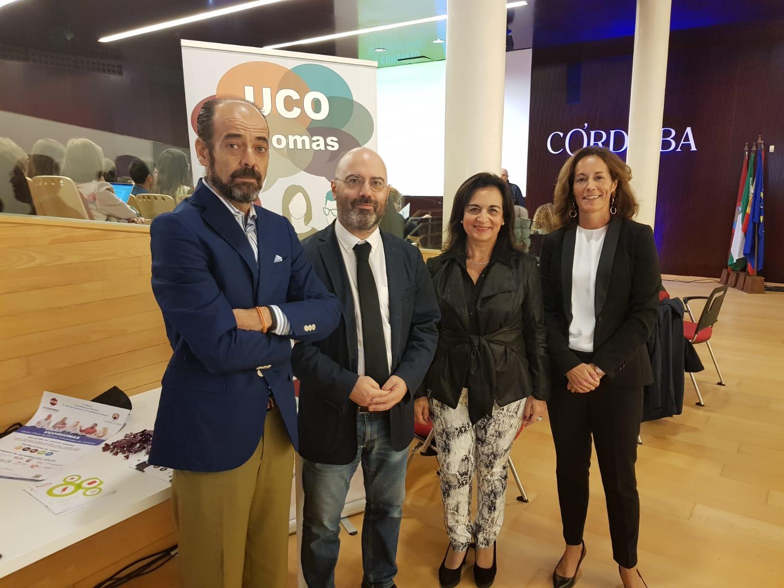 UCOidiomas está presente en el II Congreso Internacional Lenguas, Turismo y Traducción