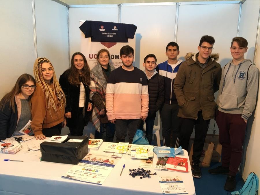 UCOidiomas participa en el II Programa Ágora de La Carlota