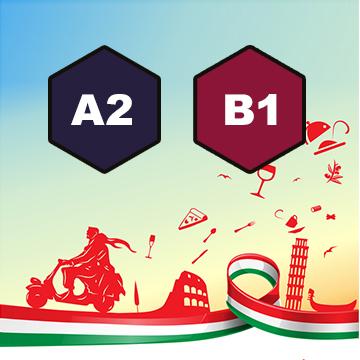Curso italiano A2 + B1