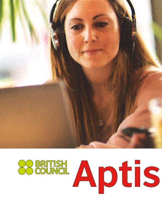 Talleres Online de familiarización examen APTIS B1, B2