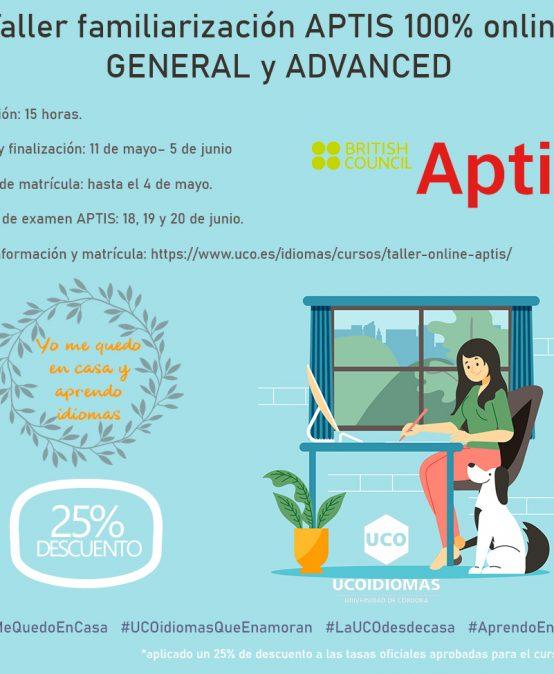 Curso familiarización examen APTIS Online