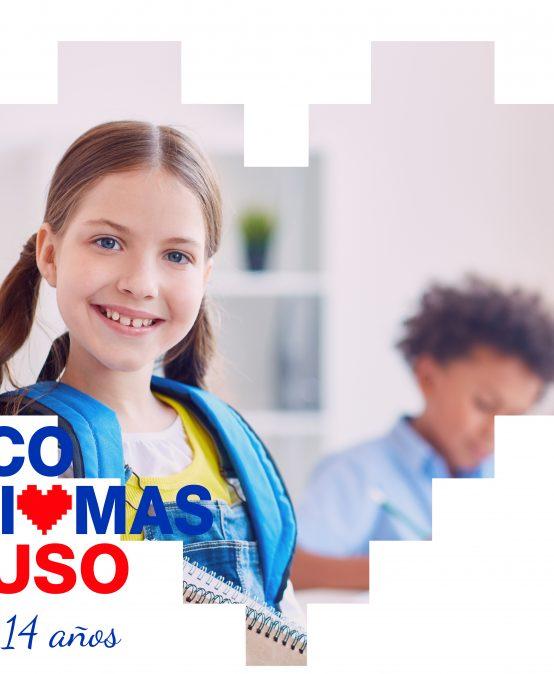 Ruso nivel inicial para niños/as 6-14 años