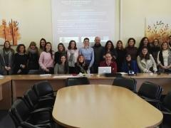 Reunión general anual del equipo (Córdoba, 2 febrero 2018)