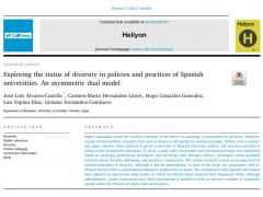 Artículo sobre resultados de la fase I del proyecto, publicado en Heliyon (13 marzo 2021)