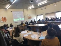 Reunión general anual del equipo (Córdoba, 8 febrero 2019)