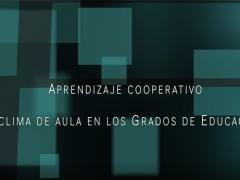 Vídeo divulgativo 'Aprendizaje cooperativo y clima de aula' (13 diciembre 2020)