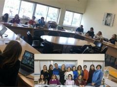 Reunión anual del equipo del proyecto Incluni (30-31 enero 2020)