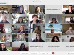 Reunión anual online del equipo del proyecto Incluni (15-16 abril 2021)