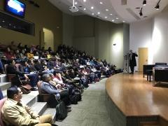 Conferencia sobre institucionalización de la diversidad y la inclusión en centros educativos (Tijuana, 18 enero 2020)