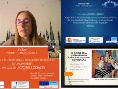Webinar organizado por la UNED sobre el proyecto I+D (20 mayo 2021)