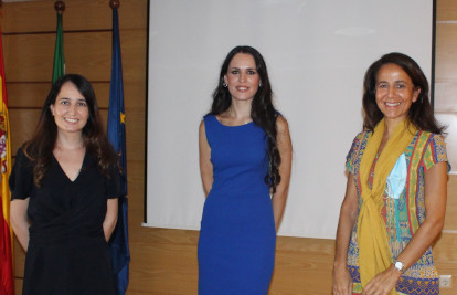 Natalia, Nati y Lourdes
