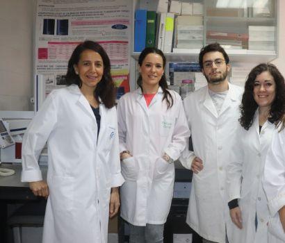 Lourdes, Natividad, Andrés, Mª José