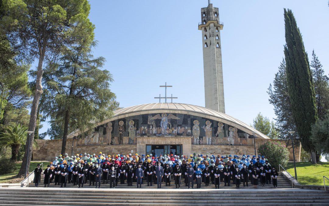 Su Majestad el Rey inaugura en la Universidad de Córdoba el curso académico 2021-22 de las universidades españolas