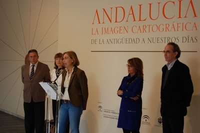 Carmen Blanco durante su intervención