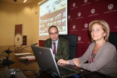 Antonio Ruiz y Carmen Galán