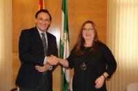 José Carlos Gómez Villamandos y Mª Ángeles Luna