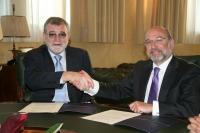 José Manuel Roldán y José Carlos García