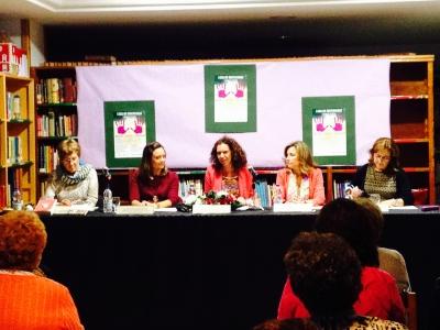 Mesa inaugural del ciclo 'Mujeres, imágenes y escrituras'