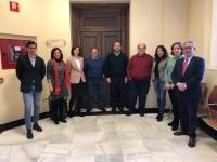Miembros del Jurado de la XI edición del concurso Ideas de Negocio