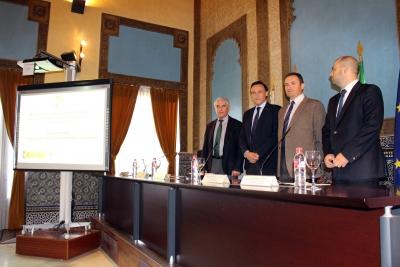 Presentación de la jornada sobre bioeconomía organizado por el ceiA3