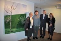 Inauguradas las exposiciones del VI Premio Pilar Citoler y la retrospectiva de Karen Knorr